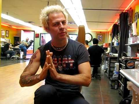Powerman 5000 Interview with Spider  YouTube