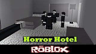 Horror Hotel Added Slenderman, Samara, & more! By joshman901 [Roblox]