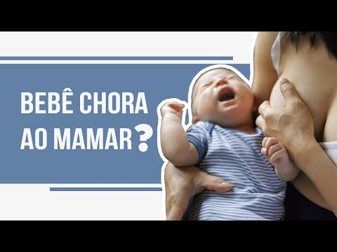 3 Motivos que faz o Bebê chorar no peito I ANDRESSA BORTOLASSO  ANDRESSA BORTOLASSO