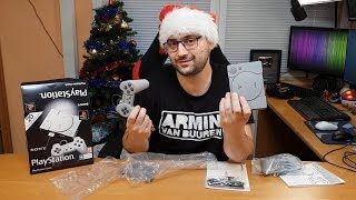PlayStation Classic unboxing [bulgarian]