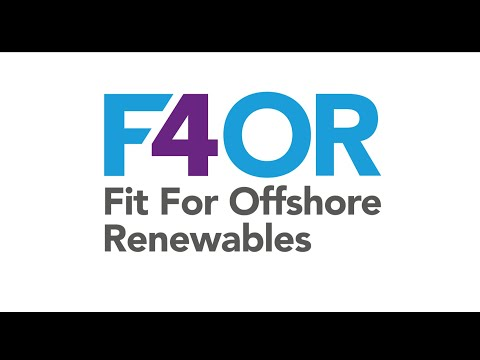 An Introduction to Fit 4 Offshore Renewables New Anglia Webinar