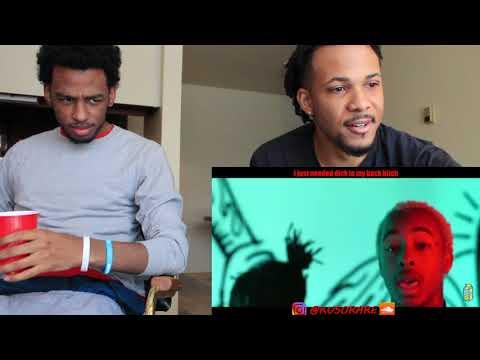 Trippie Redd - Rape City/Butt Scars 2 ft. FOREVER ANTi POP & Chris King - REACTION