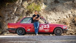 BMW 325is Spec E30 Race Car