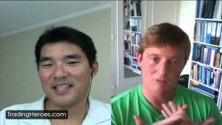 TTL #7 // Pro Forex Trader Interview With Psychologist Walter Peters