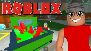 ROBLOX-The truck of crystals (Treelands Beta)