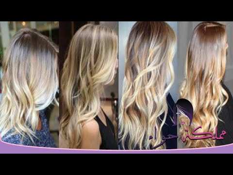 خلطة مجربة لتنعيم الشعرالجاف والخشن  | وصفات فرد الشعر تكثيفه بسرعة | تنعيم الشعر