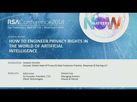 How to Engineer Privacy Rights in the World of Artificial Intelligence