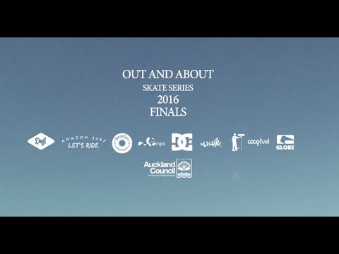 Out and About Skate Series Final 2016