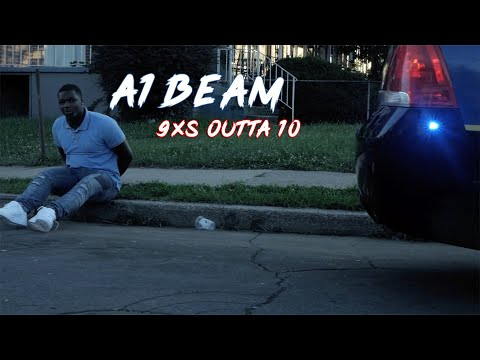 A1beam - 9 Times Outta 10 (Official Video)