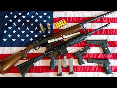 Crossfire : The politics of gun rights and gun control - the fifth estate