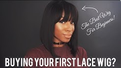 How to Buy Your First Wig! The Best Lace Wig for Beginners ▸ VICKYLOGAN