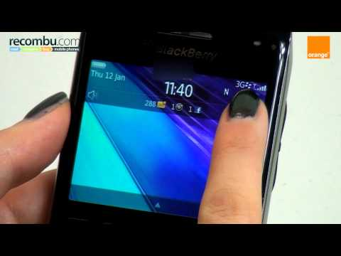 BlackBerry Bold 9790 video review