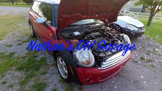 2008 And Up Mini Cooper PCV Replacement Running Rough Fix BMW N12 N14 Engine oEdRo Led Review