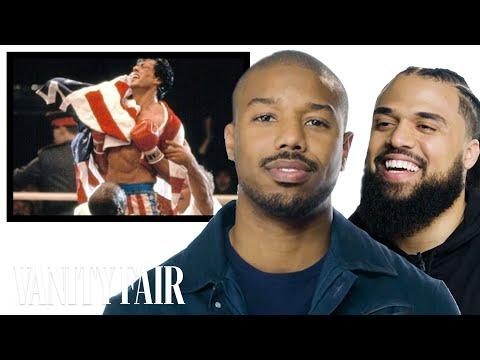 Michael B. Jordan and Steven Caple Jr. Review Boxing Movies | Vanity Fair Mp3