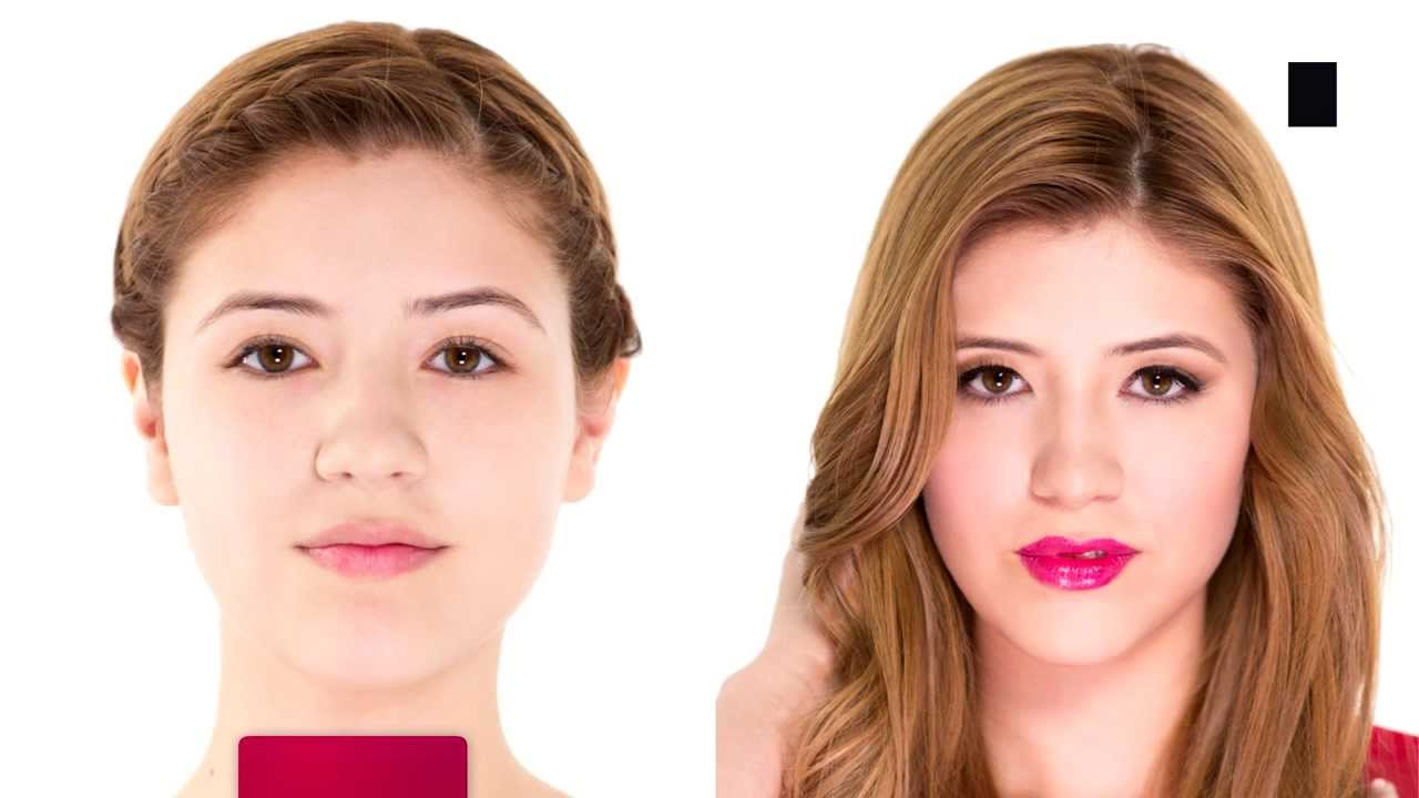 Maquillaje para adelgazar el rostro paso a paso