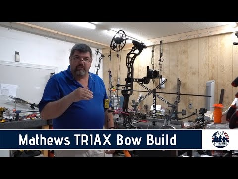 Mathews Triax Bow Build Review