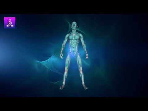 Whole Body Regeneration: Pain, Wound, Full Body Healing | Cell Regeneration - Binaural Beats