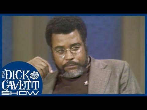 James Earl Jones Addresses Tony Quinn's Race Controversy | The Dick Cavett Show