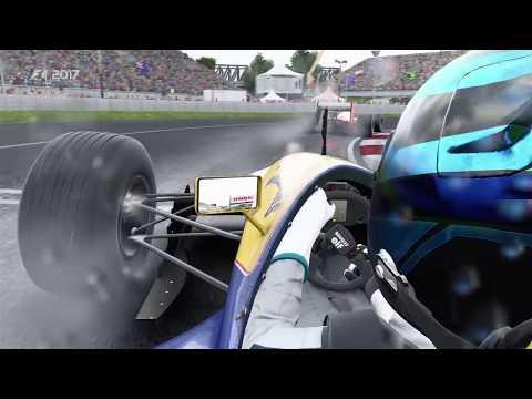 F1™ 2017 Career Season 4 Invitational Event 26 Montreal Williams-Renault Onboard