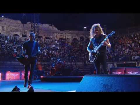 Metallica- nothing else matters sous titrage francais nimes 2009