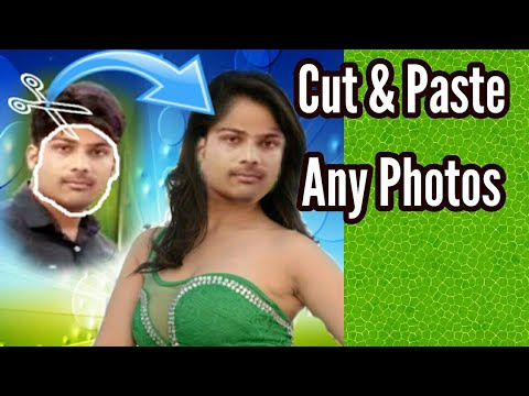 Cutting and pasting pictures app
