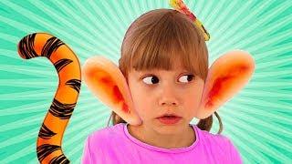 Alena cheats mom - a fun story for children