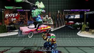 Hisako Juggle Compilation (Killer Instinct)