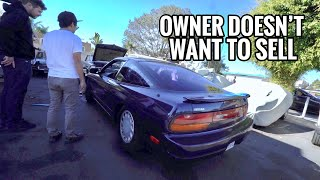Making an offer on a MINT CONDITION 240sx!
