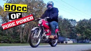 Honda S90 Review  (Test Ride )
