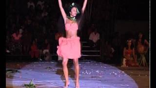 Tahitian Vahine Dance - (4)