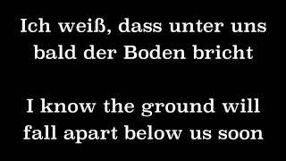 Ich Steine, Du Steine - Peter Fox - Lyrics and Translation