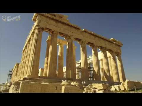Explorez Athènes avec Ryanair