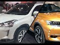 2017 DS 7 Crossback vs. 2017 Citroen C4 Aircross