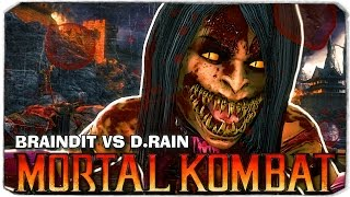 mORTAL KOMBAT KOMPLETE EDITION: Много крови и зрелищ!