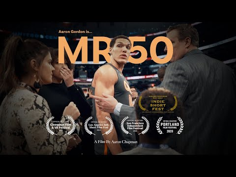 Aaron Gordon: Mr. 50 (Documentary)