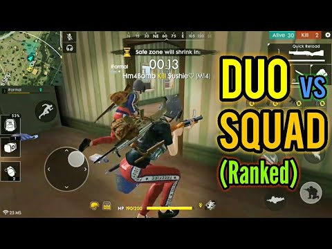 DOUBLE KILL WITH M79! (Ranked) - Free Fire Battlegrounds