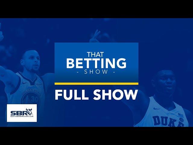 NCAA Tournament 1st Impressions, NCAAB & NBA Recap & Picks + MLB Future Odds | That Betting Show