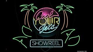 CYJ Showreel 2020