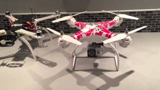 Syma X8C overview and mods