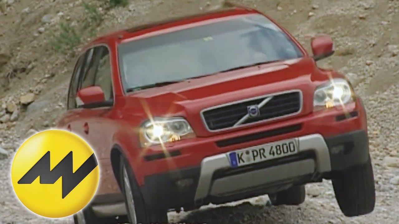 Volvo Xc90 D5 Im Motorvision Dauertest Muss Das Schweden Suv Ans