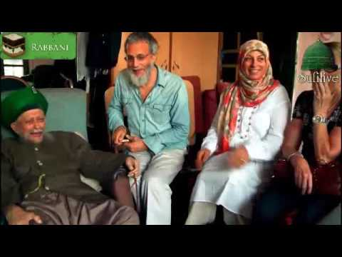 Yusuf Islam Cat Stevens Visits Sultan ul Awliya 08Jun2011