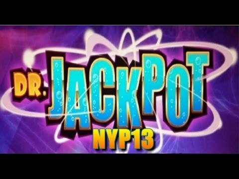 WMS: Spinning Streak - Dr. Jackpot MAX BET Slot Bonus & Progressive WIN