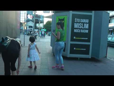 30 Minute Walking Tour in Balkan State of Nis, Serbia
