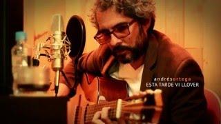ESTA TARDE VI LLOVER (cover) Andrés Ortega