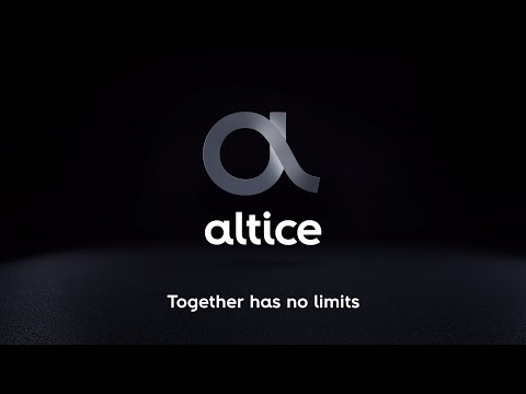 Altice Logo Reveal