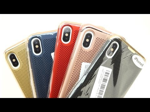 iPhone X -  Best Case For The iPhone X From Banggood!