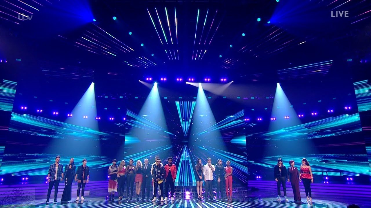 The X Factor UK 2016 Live Shows Week 4 Results Full Clip ...
