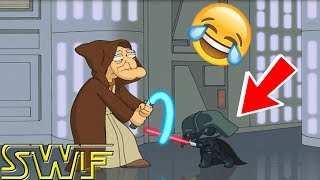 STAR WARS in FAMILY GUY