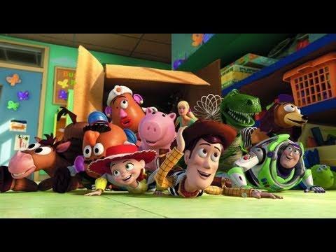 Pixar Studios 3d Printer Tour Toy Story 3 Part 1 Youtube