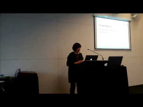 Data Futures Partnership    Wellington 12 May